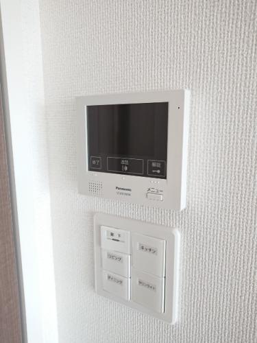 ラ・エクラン / 101号室セキュリティ