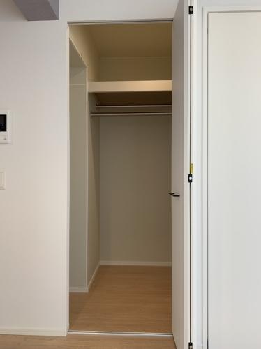 ラ・ブランシュ / 203号室収納