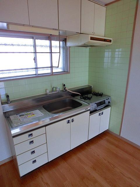 エクセレント12 / 101号室キッチン