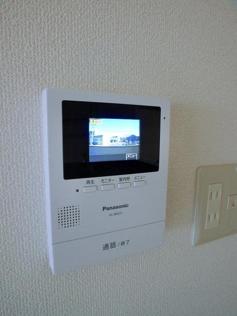 エクセレント36 / 207号室セキュリティ