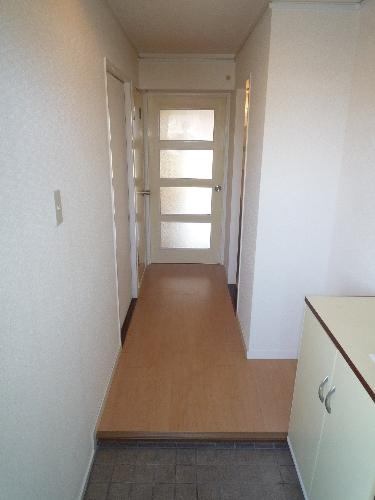 エクセレント36 / 503号室玄関