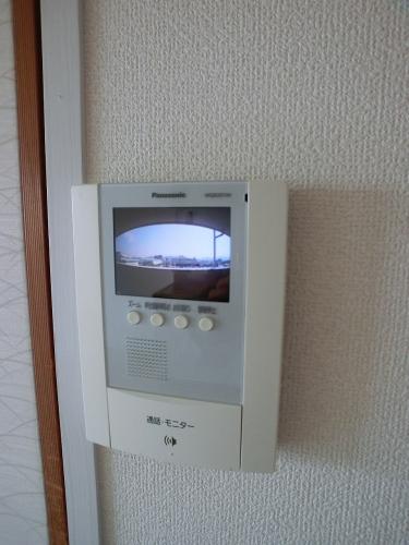 エクセレント36 / 605号室セキュリティ