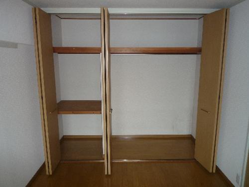 コーポウィステリア25 / 305号室収納