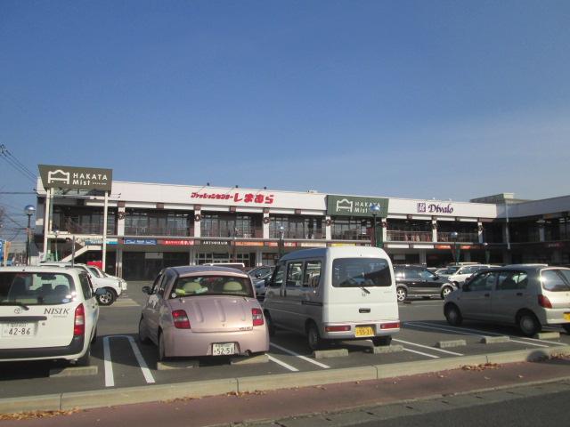 ショッピングモールが近隣にございます。HAKATA Mist