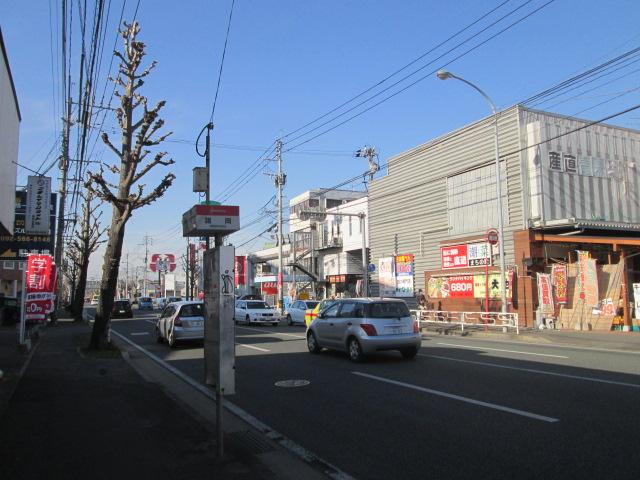 西鉄バス 諸岡