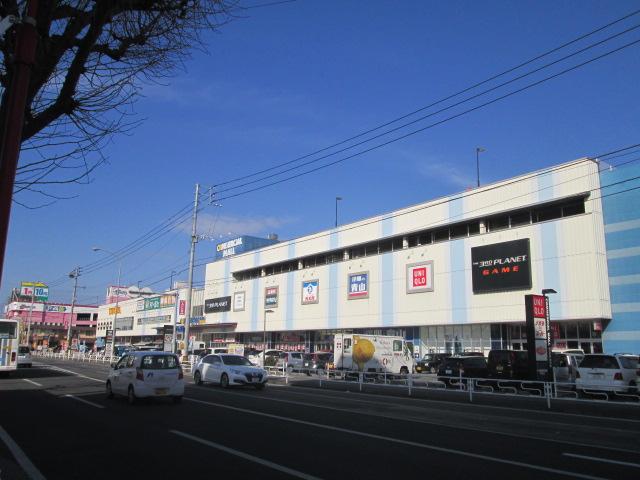 近隣にショピングモールがあり便利です。