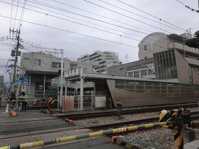 JR笹原駅(笹原→竹下→博多駅)