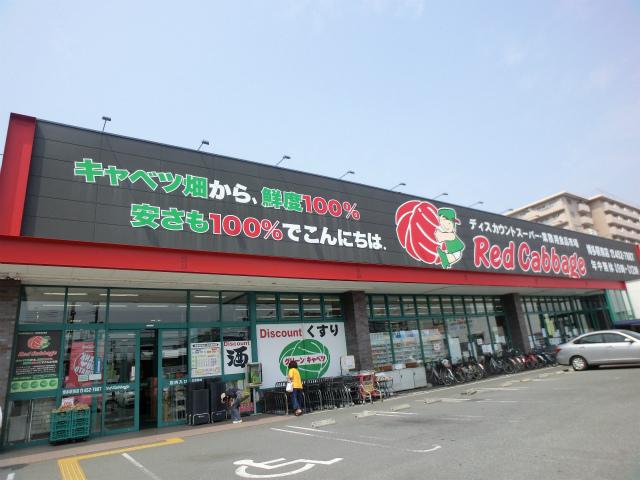 買い物もスーパーが有り買い物便利です。