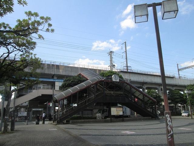 JR竹下駅