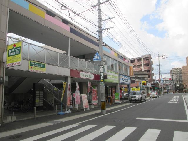 井尻駅周辺です。