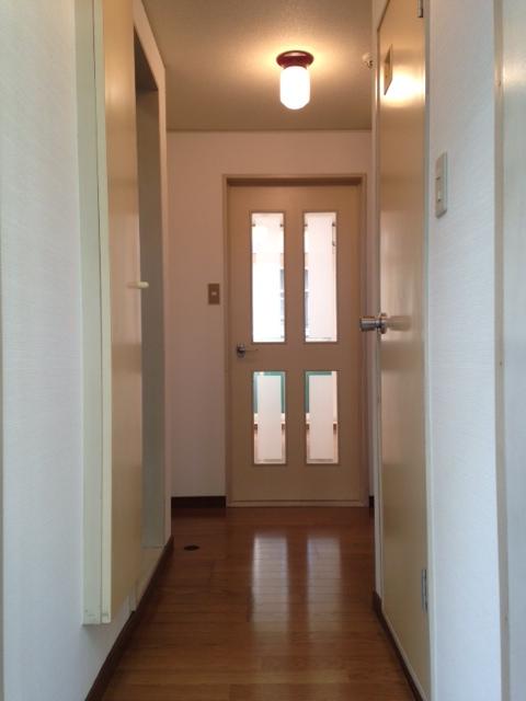 綾の家 / N-101号室玄関