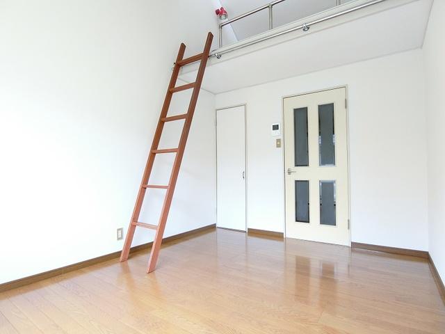 綾の家 / S-108号室リビング