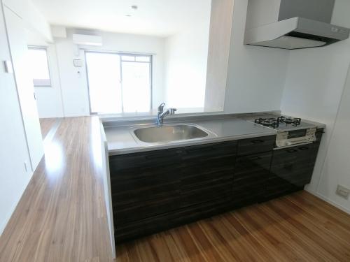 黒木ビルⅠ / 601号室キッチン