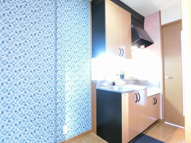 すばる館 / B-106号室キッチン