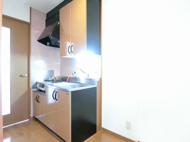 すばる館 / B-205号室キッチン