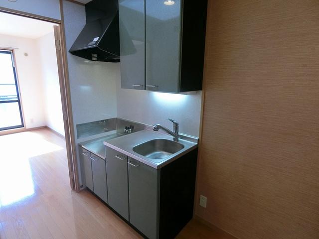さくら館 / 105号室キッチン