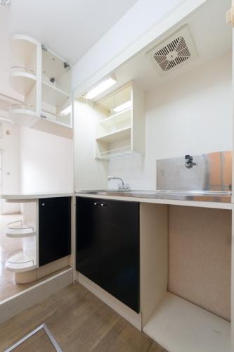 エトワール綾 / 103号室キッチン