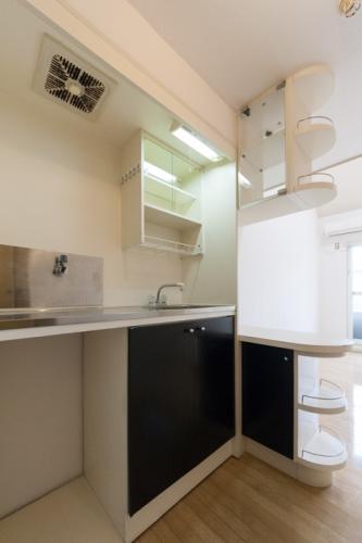 エトワール綾 / 208号室キッチン