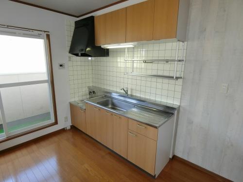 みゆきコーポ / 1-202号室キッチン