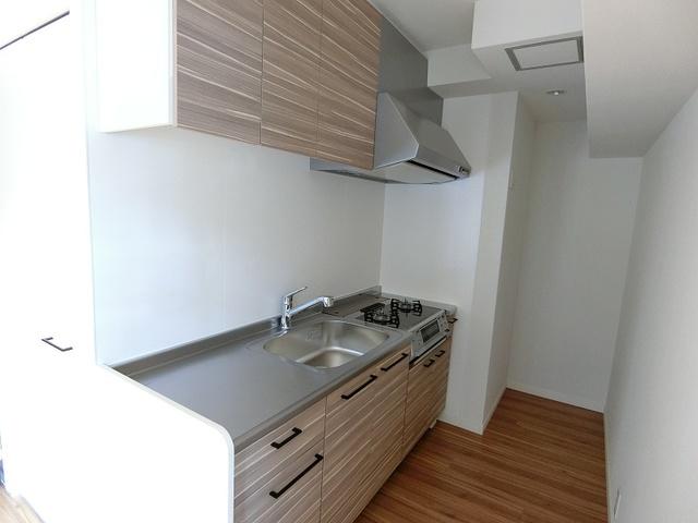 ノアール香椎 / 202号室キッチン
