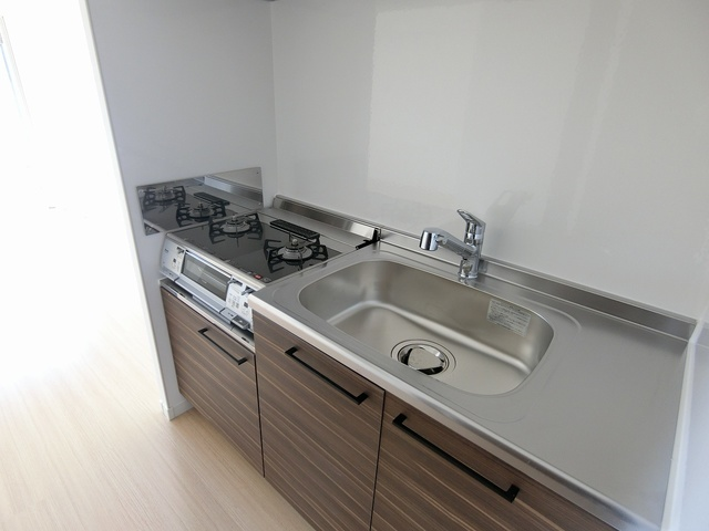 Eterno すずか / 501号室キッチン
