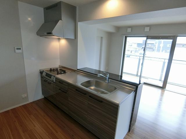コノハナテラス / 301号室キッチン