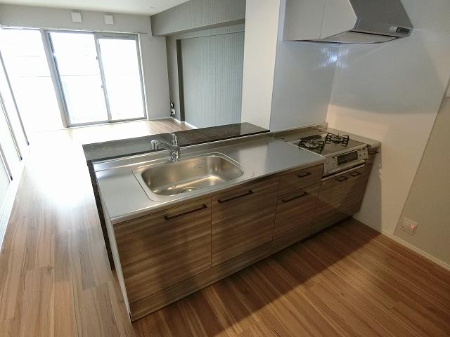 コノハナテラス / 303号室キッチン