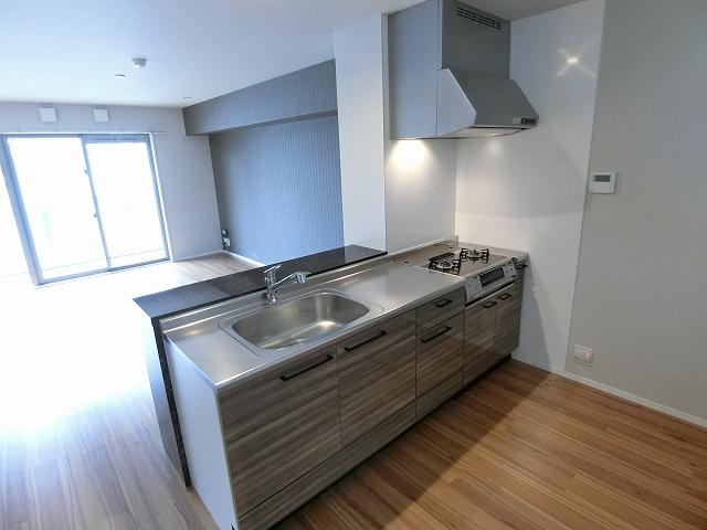 コノハナテラス / 402号室キッチン