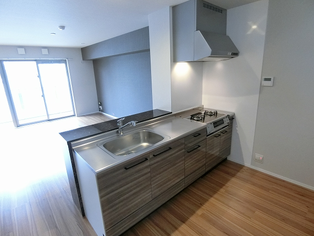 コノハナテラス / 502号室キッチン