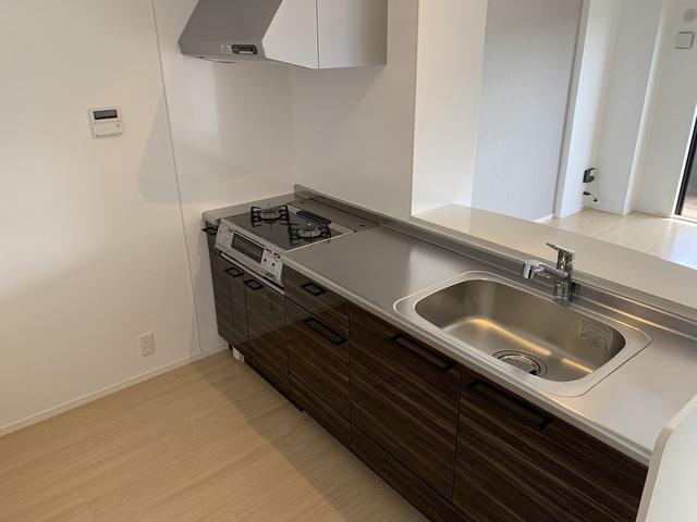 グランドゥール天神 / 206号室キッチン