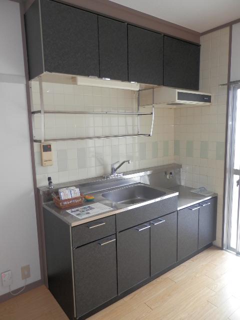 エクセレント塩浜 / 303号室キッチン