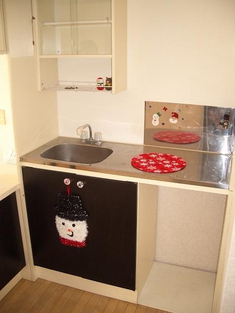 エトワール綾 / 109号室キッチン