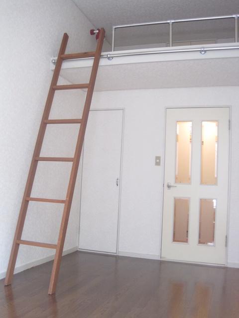 綾の家 / N-101号室リビング