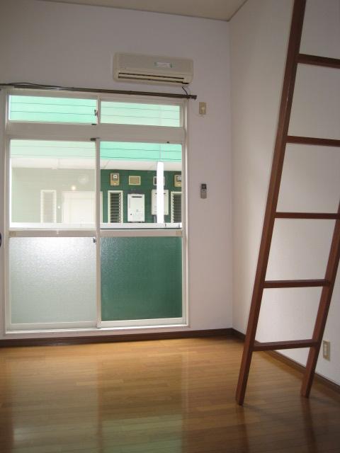 綾の家 / N-110号室リビング