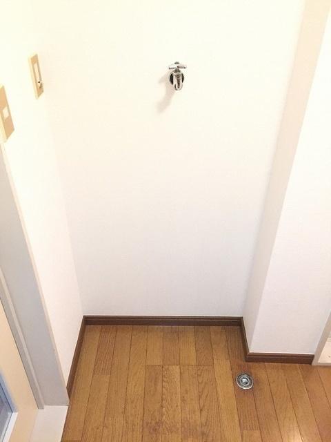 綾の家 / S-103号室洗面所