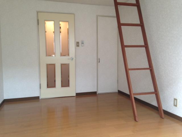 綾の家 / S-205号室リビング