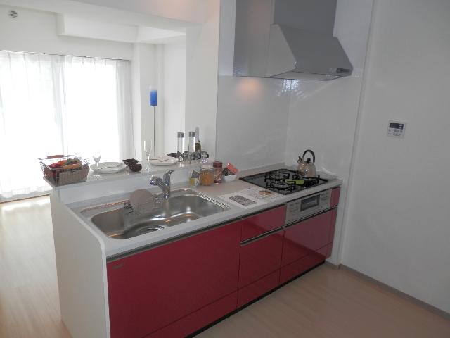 オータムレーベンⅡ(ペット共生) / 602号室キッチン