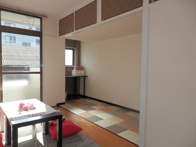 安隆ハイツ / 301号室洋室