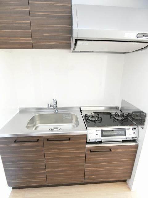 Eterno すずか / 402号室キッチン
