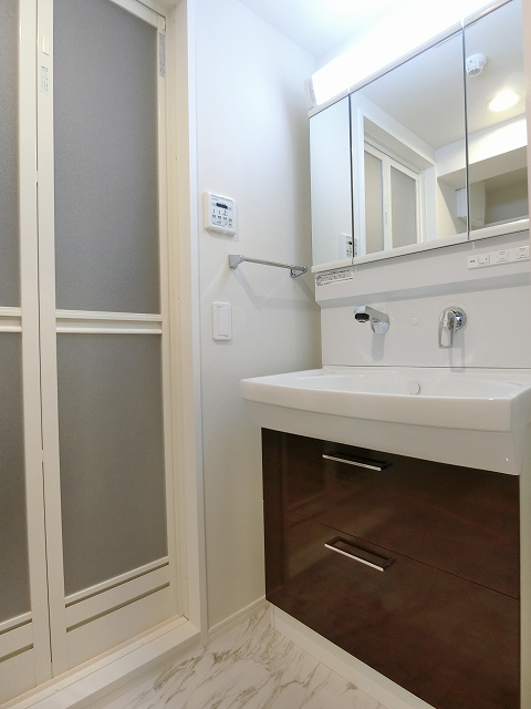 コノハナテラス / 101号室洗面所