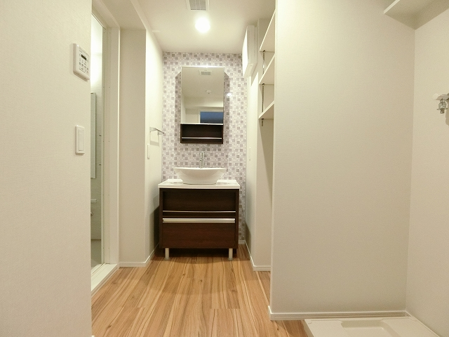 コノハナテラス / 402号室洗面所