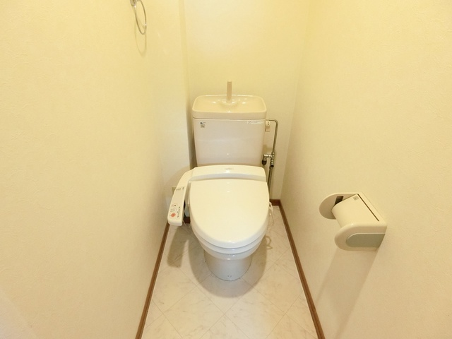 すばる館 / A-108号室トイレ