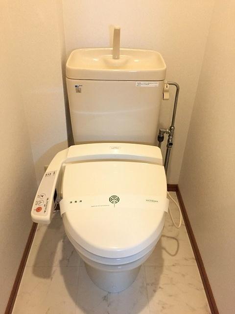 すばる館 / B-107号室トイレ