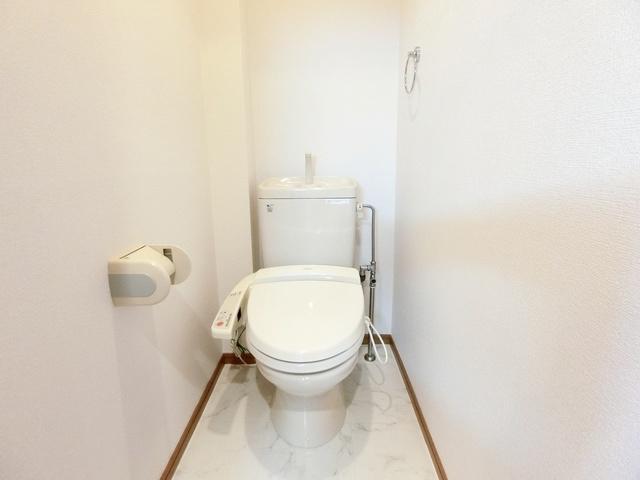 すばる館 / B-201号室トイレ