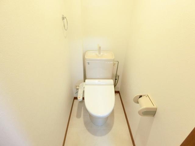 すばる館 / B-205号室トイレ
