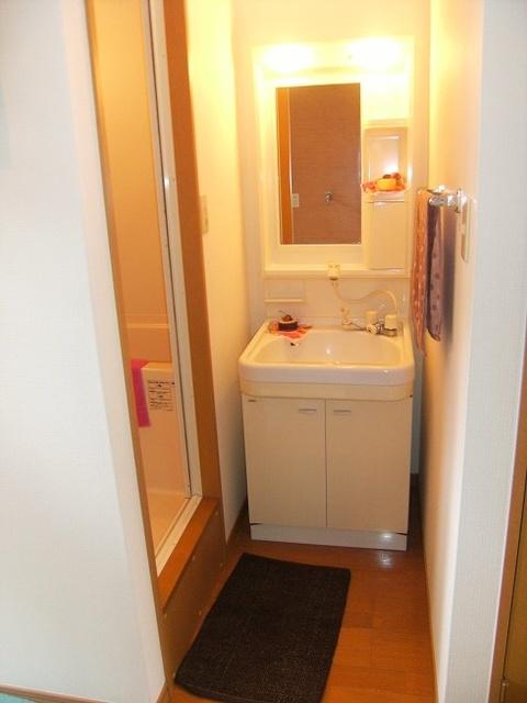 さくら館 / 105号室洗面所
