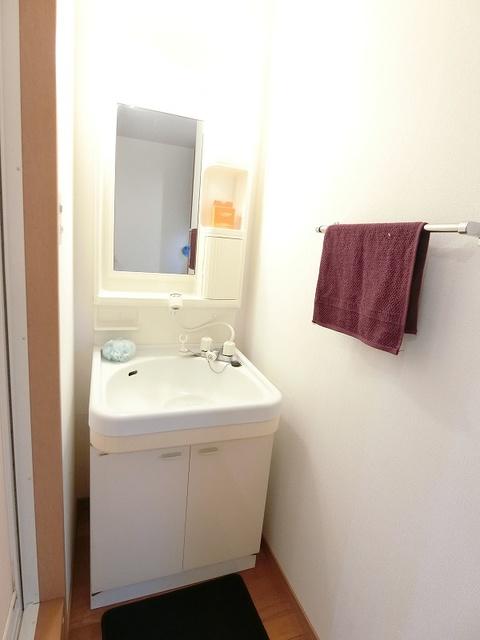 さくら館 / 109号室洗面所