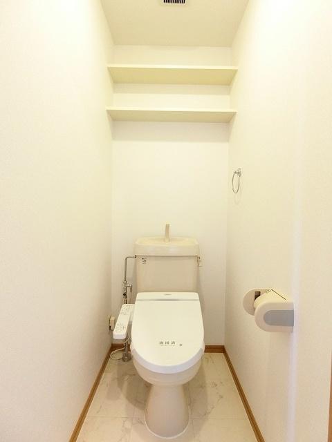 さくら館 / 207号室トイレ
