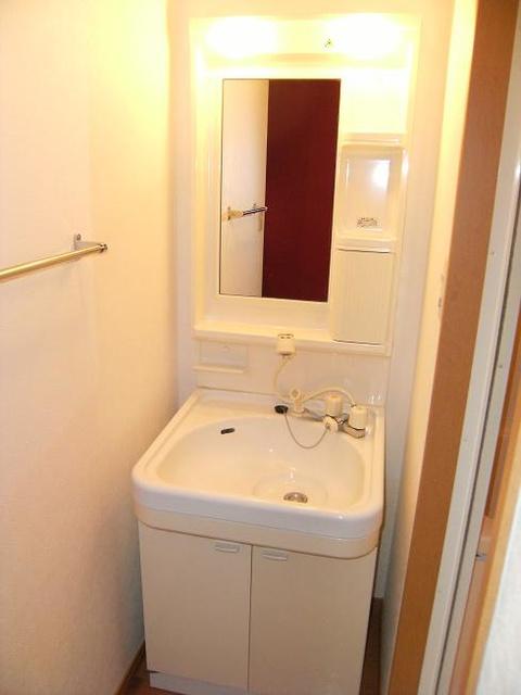 さくら館 / 210号室洗面所