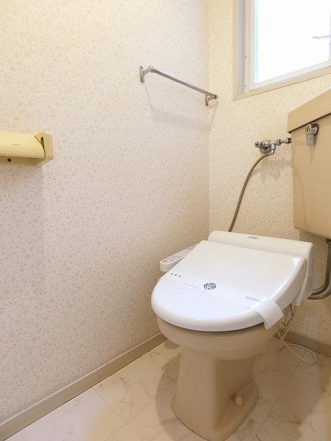 エトワール綾 / 103号室トイレ